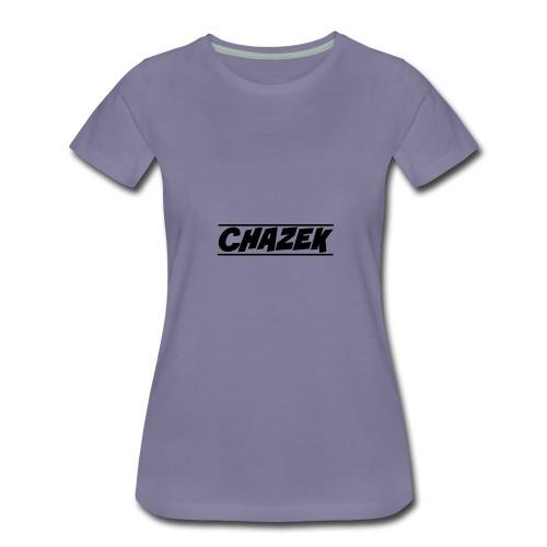 Chazek - Women's Premium T-Shirt