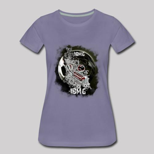 IBMG APPARAL - Women's Premium T-Shirt