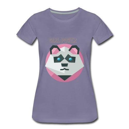 get the power - Women's Premium T-Shirt
