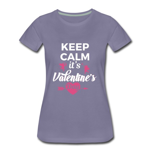 valentine 2017 - Women's Premium T-Shirt
