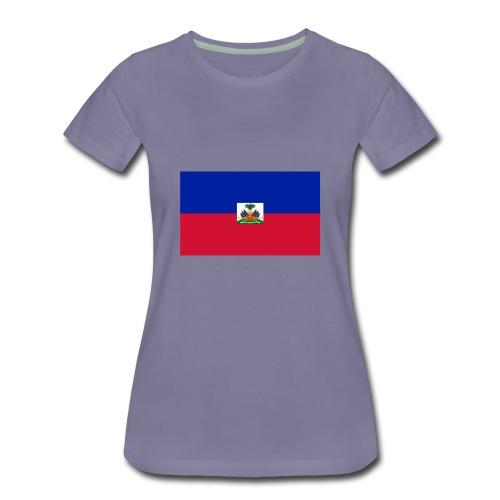 Haiti - Women's Premium T-Shirt