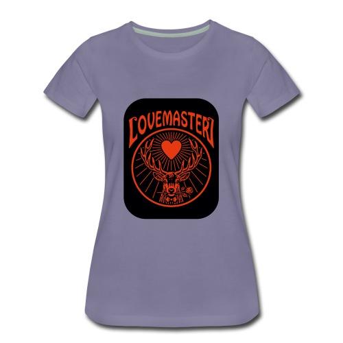 Lovemaster (2017) - Women's Premium T-Shirt