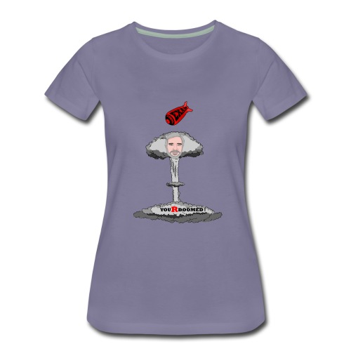 URDOOMED - Women's Premium T-Shirt