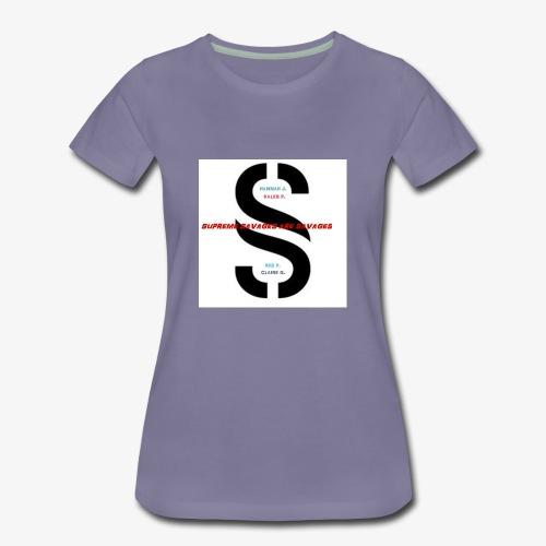 My Staff of 2017 - Women's Premium T-Shirt