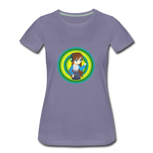 Jennifer Avery Logo - Women's Premium T-Shirt