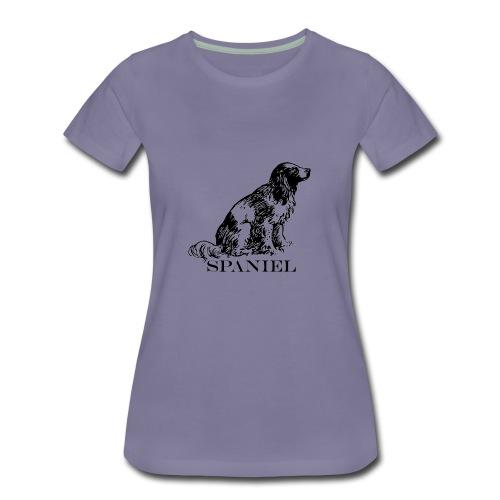 Spaniel - Women's Premium T-Shirt