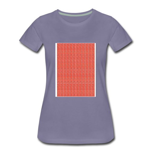 dots - Women's Premium T-Shirt