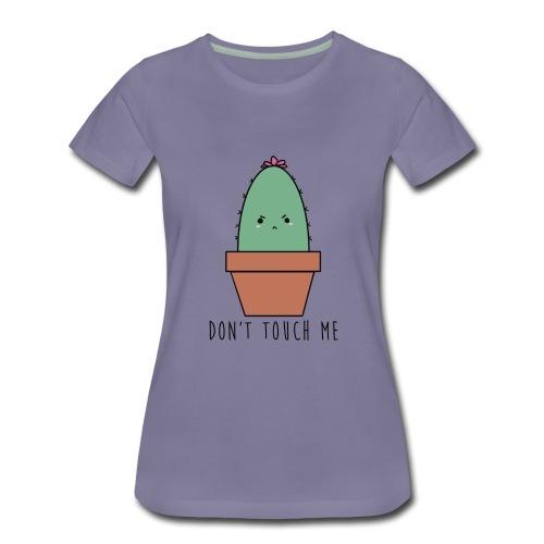 Don't Touch Me 2.0 - Women's Premium T-Shirt