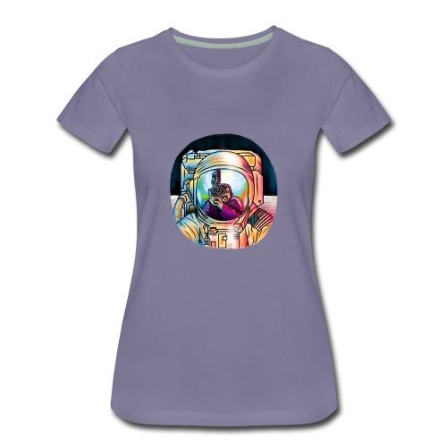 THE MOONING - Women's Premium T-Shirt
