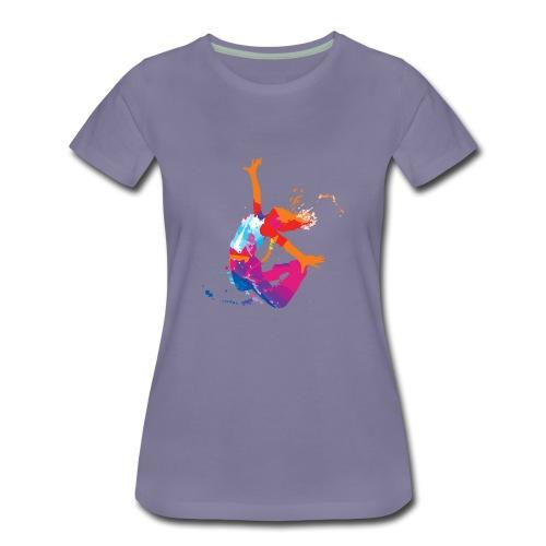 jump - Women's Premium T-Shirt