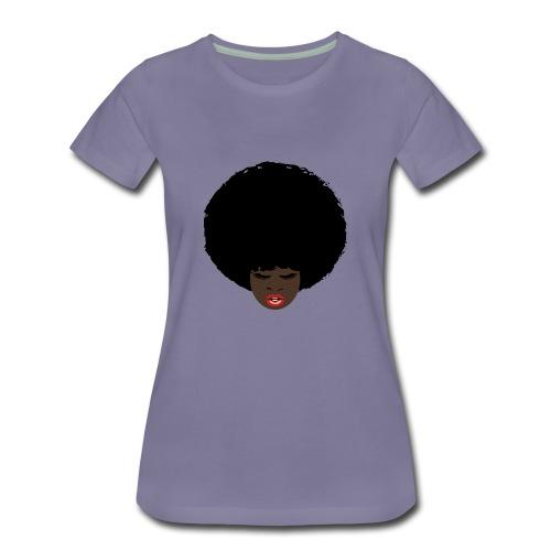 My Afro - Women's Premium T-Shirt