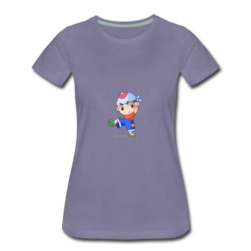Yay! - Women's Premium T-Shirt
