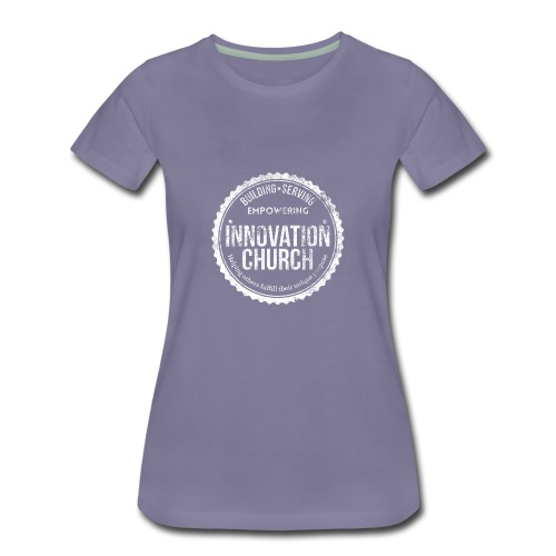Innovation Church Logo - Women's Premium T-Shirt