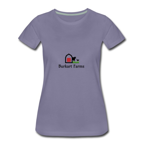 Farm_1 - Women's Premium T-Shirt