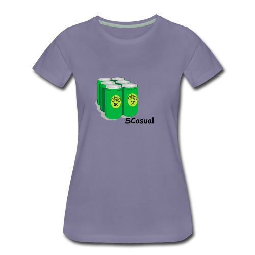 SCasual - Women's Premium T-Shirt