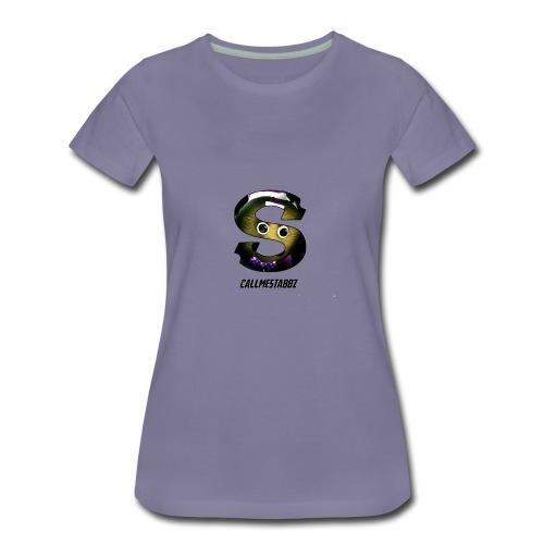 CallMeStabbzHD Logo - Women's Premium T-Shirt