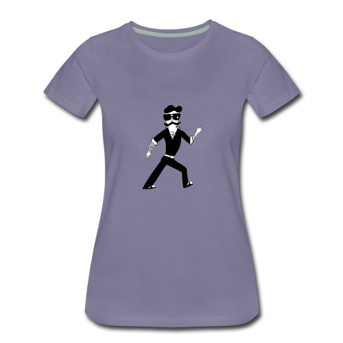 The Famous Mr Warrior - Women's Premium T-Shirt