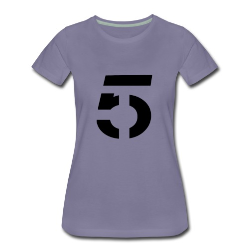 number 5 shirt - Women's Premium T-Shirt