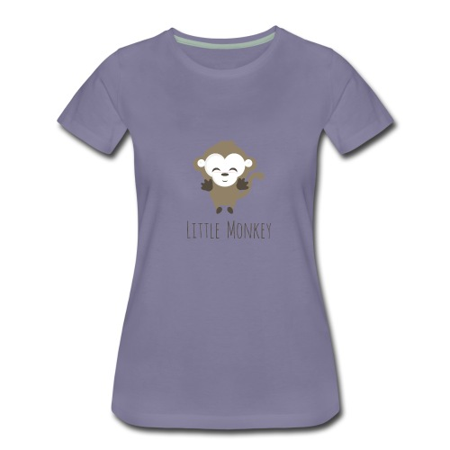 Little Monkey - Women's Premium T-Shirt