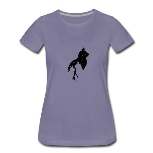 cats night - Women's Premium T-Shirt