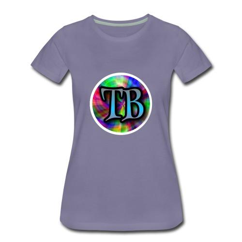 Tricky Bois Logo - Women's Premium T-Shirt