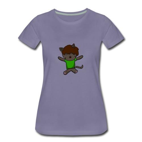 kitty ambuscade - Women's Premium T-Shirt