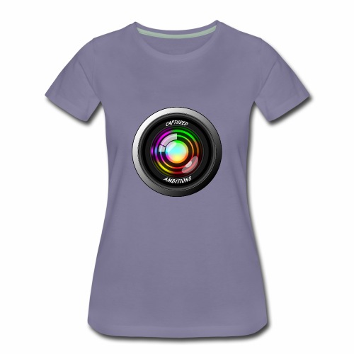 Captured Ambitions - Women's Premium T-Shirt