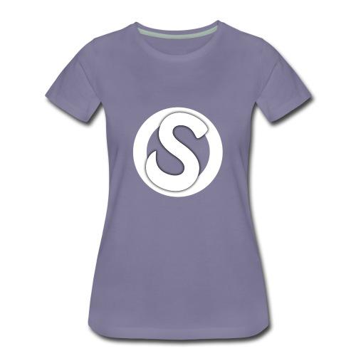 Scopez YouTube Logo - Women's Premium T-Shirt