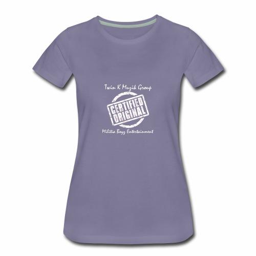 Certified Original - Women's Premium T-Shirt