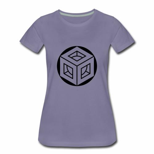 crop circles 51 - Women's Premium T-Shirt