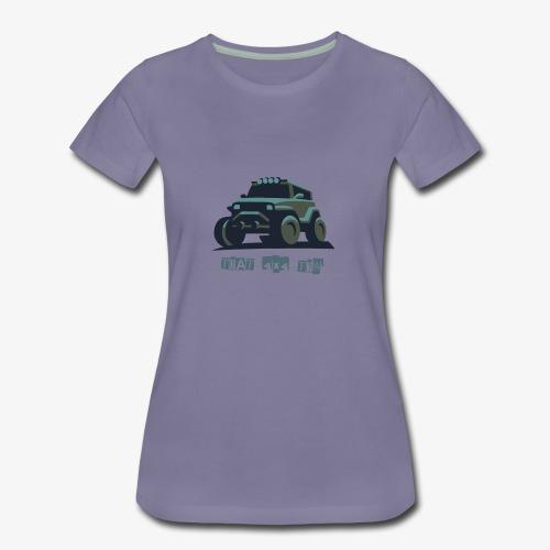 That 4x4 - Women's Premium T-Shirt