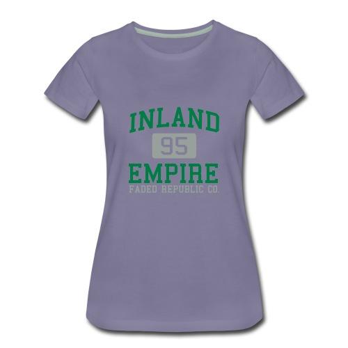 Inland Empire 95 - Women's Premium T-Shirt