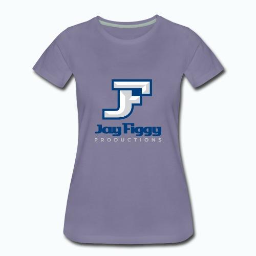 JayFiggyProductions - Women's Premium T-Shirt
