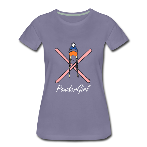 powdergirl121 - Women's Premium T-Shirt