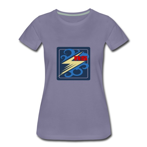 Rimps Logo Flash - Women's Premium T-Shirt