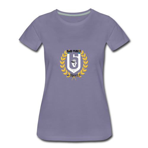 BroViniS E-SportS - Women's Premium T-Shirt
