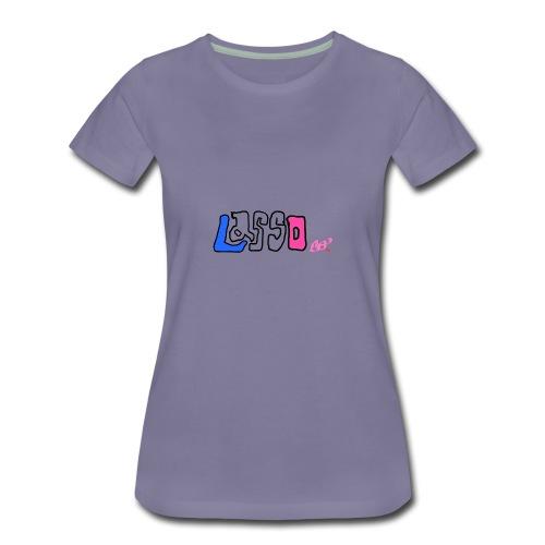 Drawing - Women's Premium T-Shirt