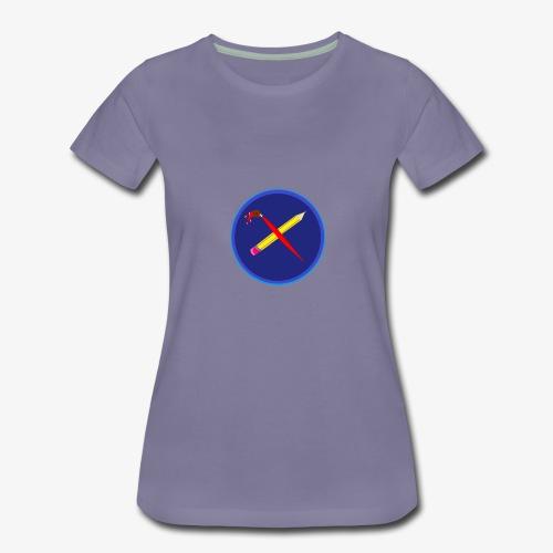 creative playing - Women's Premium T-Shirt