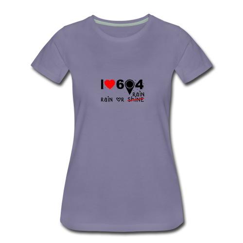 rain_or_shine - Women's Premium T-Shirt