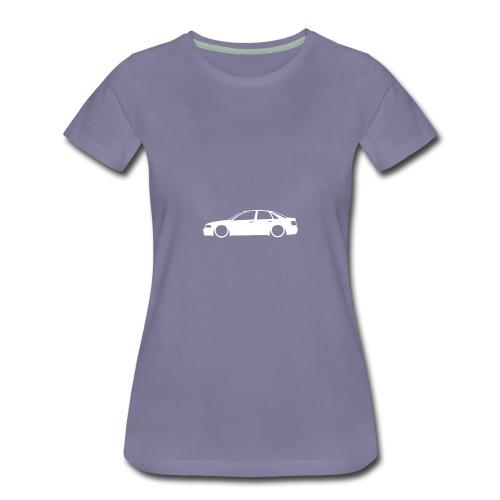 B5 outline - Women's Premium T-Shirt