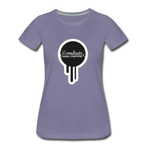Blurred - Women's Premium T-Shirt