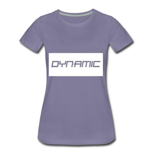 Dynamic - Women's Premium T-Shirt