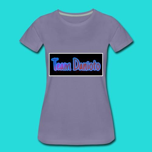 Team Danioto Classic Long Sleeve Shirt! - Women's Premium T-Shirt