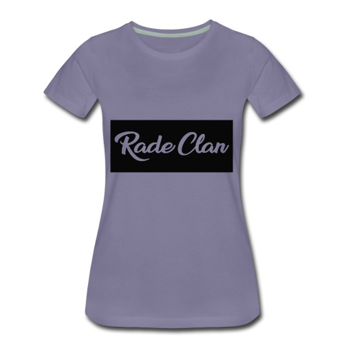 Rade clan - Women's Premium T-Shirt