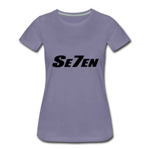 Se7en - Women's Premium T-Shirt