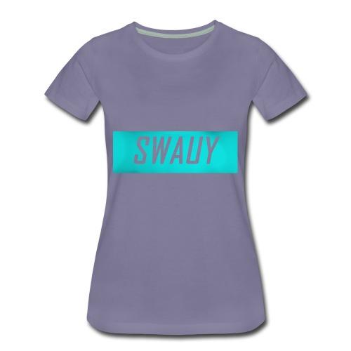 Swauy - Women's Premium T-Shirt