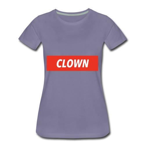 CLOWNWEAR ! - Women's Premium T-Shirt