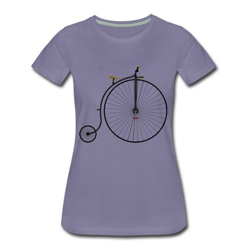 It was a time - Women's Premium T-Shirt