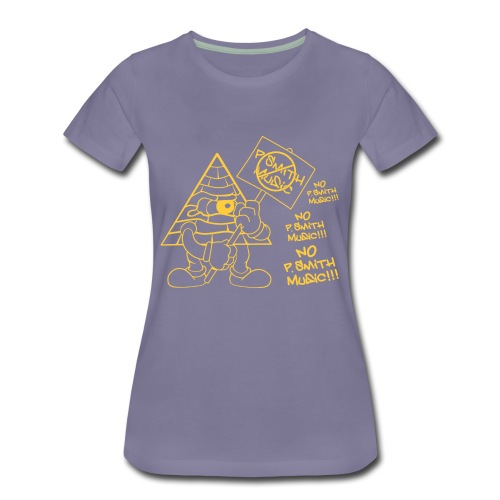 Picket_Sikkgn_Shirt - Women's Premium T-Shirt