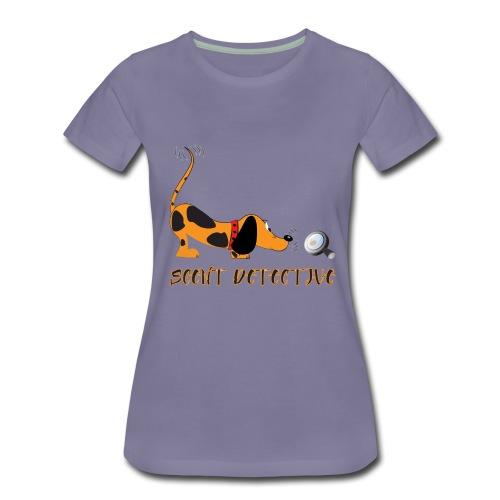 Scent Detective - Women's Premium T-Shirt